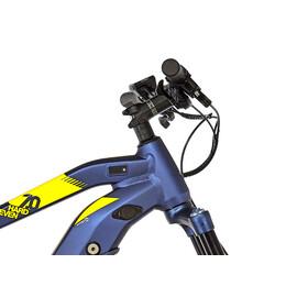 HAIBIKE SDURO HardSeven 7.0 E-mountainbike blå